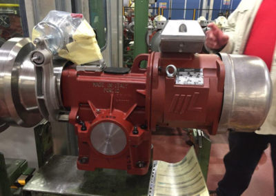 Gearbox FD48 running production
